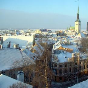 Какой город столица Эстонии