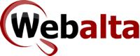 webalta logo